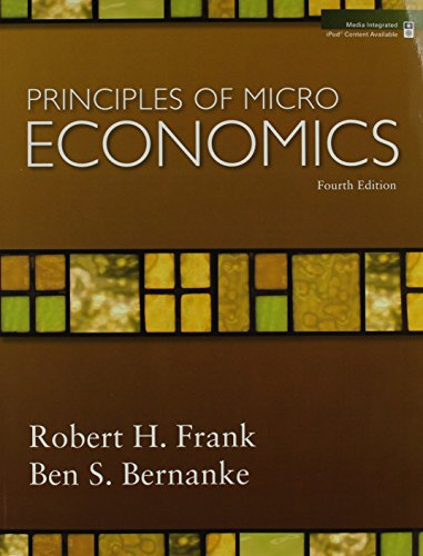 9780073362663: Principles of Microeconomics (The McGraw-Hill Series in Economics)