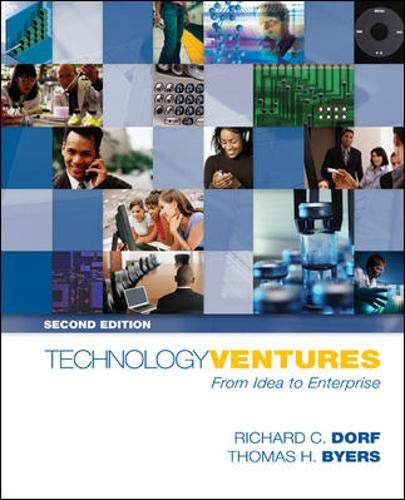 9780073365046: Technology Ventures
