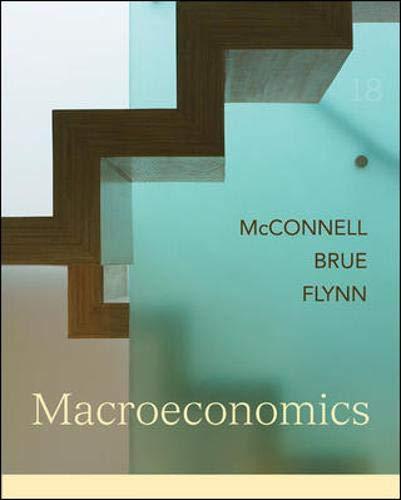 9780073365947: Macroeconomics (McGraw-Hill Economics)