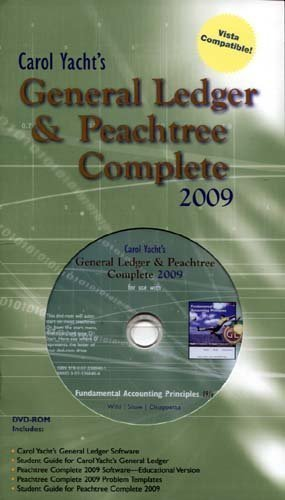 Carol Yacht's General Ledger & Peachtree Complete