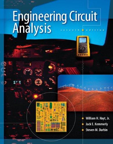 9780073366616: Engineering Circuit Analysis