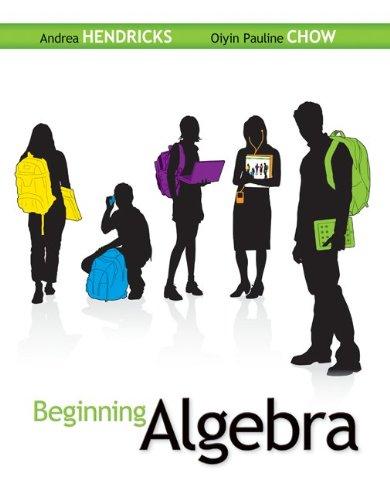 9780073366661: Student Solutions Manual for Beginning Algebra