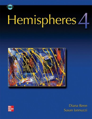 9780073366746: Hemispheres - Book 4 DVD Workbook: (High Intermediate)