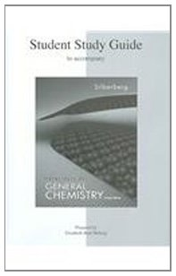 9780073367323: Student Study Guide to accompany Principles of General Chemistry