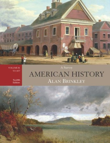 9780073367781: American History: A Survey, Volume 1 with Primary Source Investigator