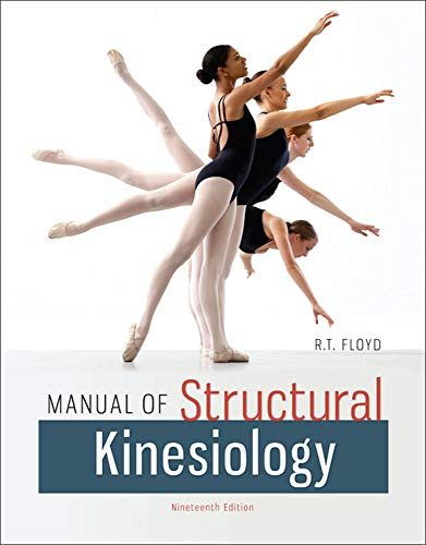 9780073369297: Manual of Structural Kinesiology