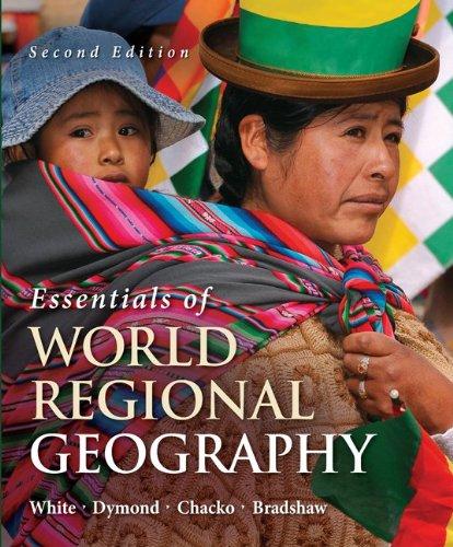 9780073369334: Essentials of World Regional Geography, 2nd Edition