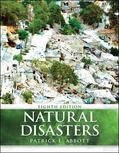 9780073369372: Natural Disasters
