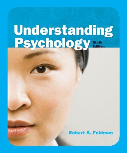 Understanding Psychology: Feldman, Robert