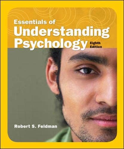 9780073370200: Essentials of Understanding Psychology