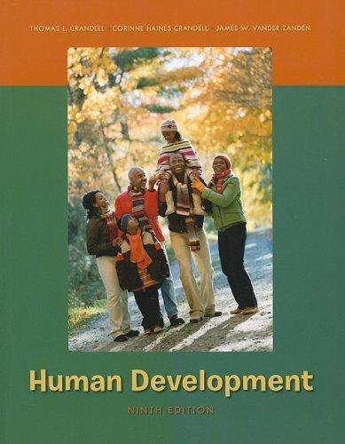 9780073370422: Human Development