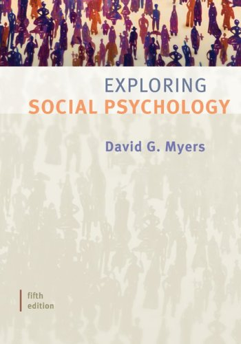 9780073370644: Exploring Social Psychology
