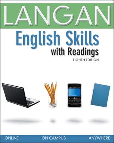 9780073371689: English Skills with Readings