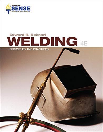 9780073373713: Welding: Principles & Practices