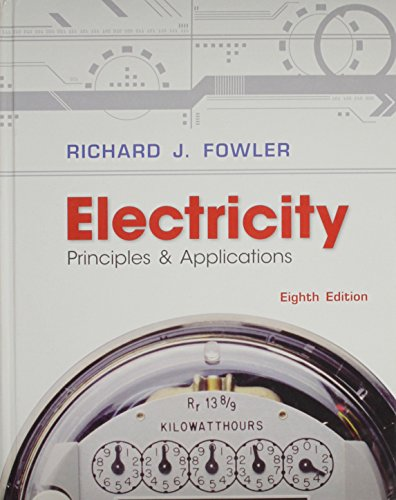 9780073373768: Electricity: Principles and Applications