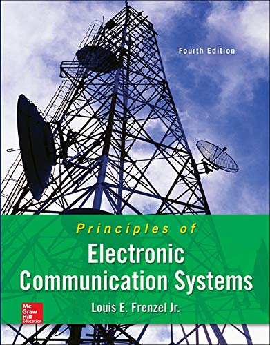 9780073373850: Principles of Electronic Communication Systems