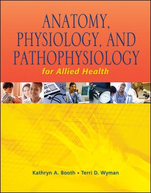 9780073373935: Anatomy, Physiology, and Pathophysiology for Allied Health Ebook