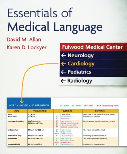 9780073374147: Essentials of Medical Language