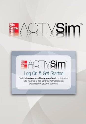 9780073374192: ACTIVSim: Access Card for Medical Assisting