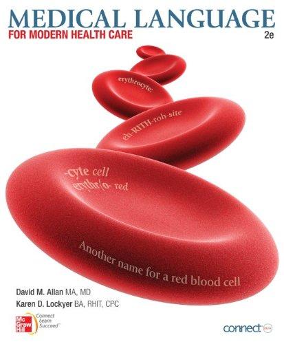 9780073374307: Medical Language for Modern Health Care