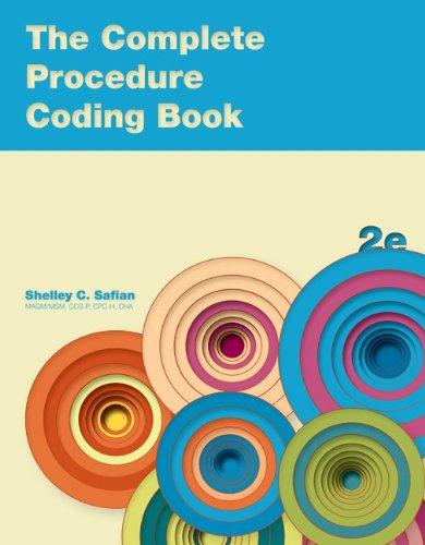 9780073374505: The Complete Procedure Coding Book