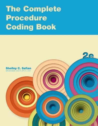 9780073374505: Complete Procedure Coding Book
