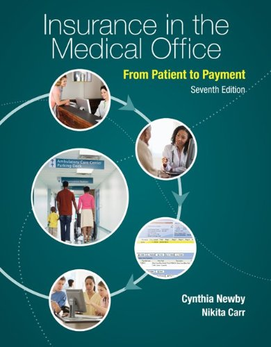 9780073374598: Insurance in the Medical Office: From Patient to Payment