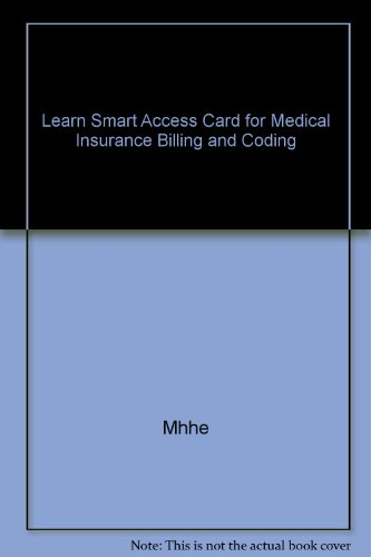 9780073374833: Learn Smart Access Card for Medical Insurance Billing and Coding