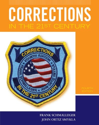 9780073375021: Corrections in the 21st Century
