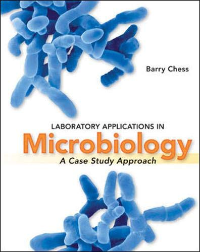 9780073375250: Laboratory Applications in Microbiology: A Case Study Approach