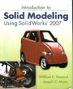 9780073375328: Introduction to Solid Modeling Using Solidworks