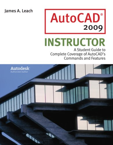 9780073375342: AutoCad 2009 Instructor (The Mcgraw-Hill Graphics Series)