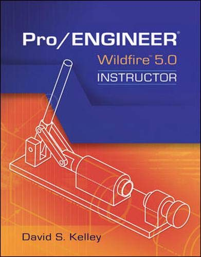 9780073375359: Pro Engineer-Wildfire 5.0 Instructor (McGraw-Hill Graphics)