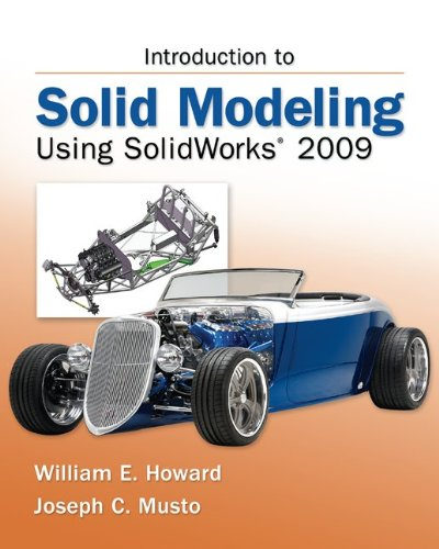 9780073375403: Introduction to Solid Modeling Using SolidWorks 2009 (The Mcgraw-Hill Graphics Series)