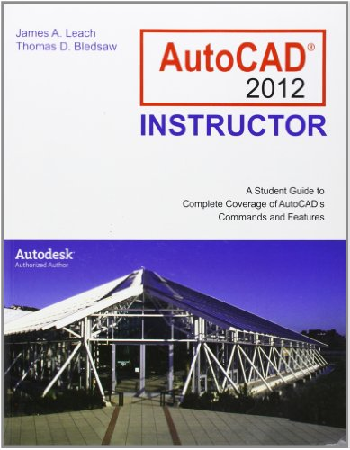 9780073375465: AutoCAD 2012 Instructor