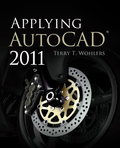 9780073375489: Applying AutoCAD 2011
