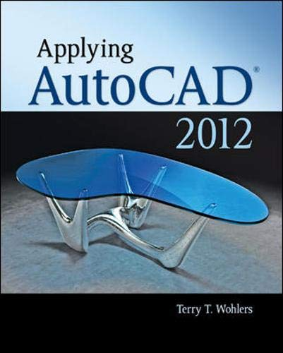 9780073375502: Applying AutoCAD ® 2012