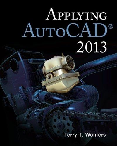 9780073375519: Applying AutoCAD 2013