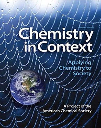 9780073375663: Chemistry in Context