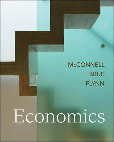 9780073375694: Economics (McGraw-Hill Economics) 18th Edition