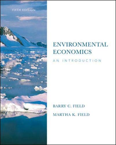 9780073375762: Environmental Economics