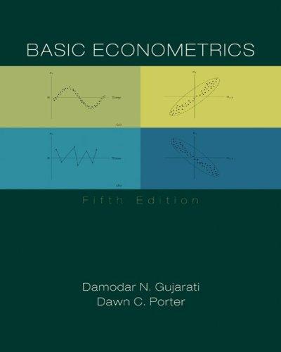 9780073375779: Basic Econometrics