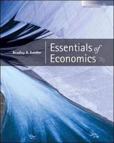9780073375809: Essentials of Economics