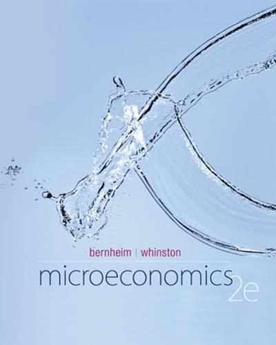 9780073375854: Microeconomics
