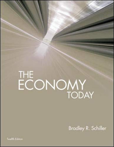 9780073375892: The Economy Today