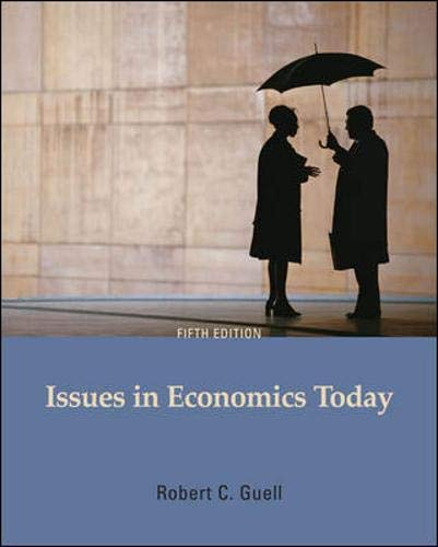 9780073375939: Issues in Economics Today