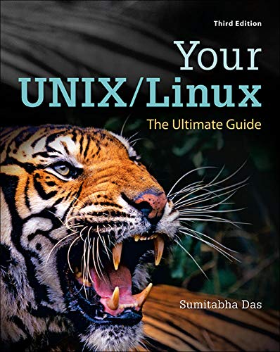 9780073376202: Your UNIX/Linux: The Ultimate Guide