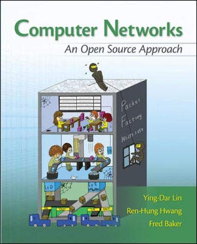 9780073376240: Computer Networks: An Open Source Approach