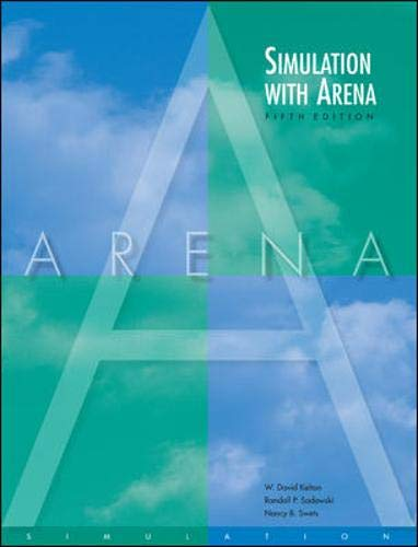 9780073376288: Simulation with Arena