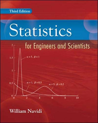 9780073376332: Statistics for Engineers and Scientists